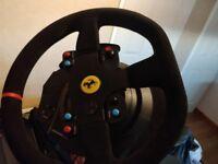 Steering wheel PC Thrustmaster T300 Fanatc