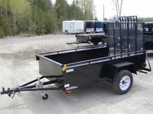 2017 Advantage 5X8 UTILITY TRAILER BT583R