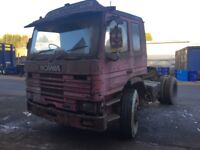 Scania 92 tractor unit
