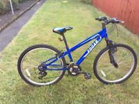 Edger 24 inch junior bike