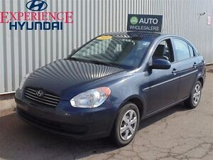 2010 Hyundai Accent THIS WHOLESALE CAR WILL BE SOLD AS TRADED -