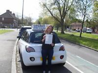 Driving lessons in Sutton and surrounding