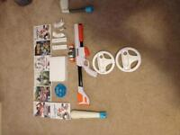 Selling a wii with everything you need to play