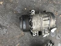 03 BMW E46 325 CONVERTIBLE AIRCON PUMP