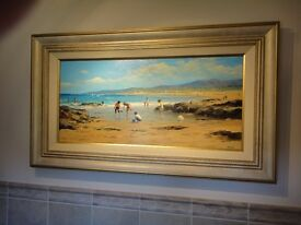 Painting: 'Summer Day' by Allan Nelson