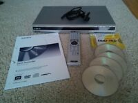 SONY DVD RECORDER, COPY OLD CAM TAPES OR TV