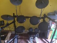 Alesis DM6 electric kit (with extras)