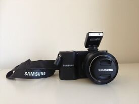 Samsung NX-1000 Digital Compact System Camera