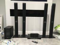 Panasonic SA-PT860 5.1 Home Cinema Surround Sound System