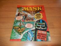 vintage Mask Comic - VGC