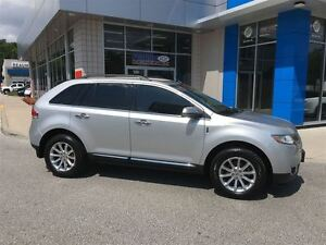 2013 Lincoln MKX AWD Leather Chrome Wheels Push Start