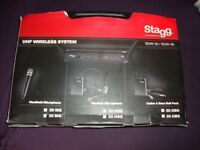 Stagg Guitar Wireless system UHF 30 GBS