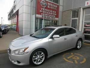 2012 Nissan Maxima SV LEATHER, SUNROOF,