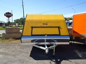 2016 Mission Trailers 12ft Enclosed ATV/Sled Trailer