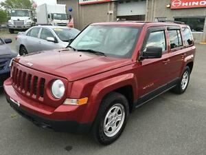 2011 Jeep Patriot NORTH AC VITRES CRUISE
