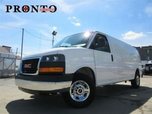 2016 GMC Savana 2500 ** Allongé Extended ** Camera de recul **