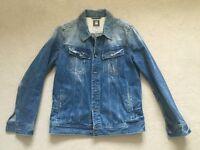 G-Star Men's Denim Jeans Jacket XL