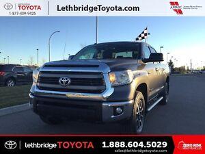 """2014 Toyota Tundra 4WD Crewmax 146"""" 5.7L SR5"""