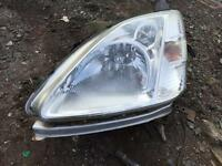 2003 Honda Civic headlight