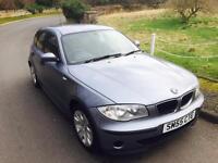 BARGAIN!! DIESEL!! BMW 118 D 5 DOOR HATCHBACK FULL MAIN DEALER HISTORY