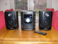 Philips Mini Hi-Fi System FWM154 Excellent Condition.