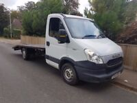 2013 iveco recovery truck new body