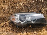 BMW 5 SEIES F10/11 XENON HEAD LIGHT COMPLETE O/S