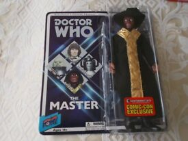 Doctor Who 'The Master'
