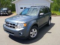 2012 Ford Escape $66.86 WEEKLY O.A.C.|ONE OWNER FRESH OFF LEASE|