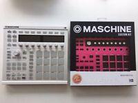 Maschine MK2 Native Instruments + Custom Kit