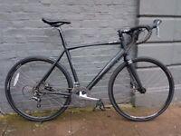Planet X London Road gravel cyclocross bike, size XL MINT!