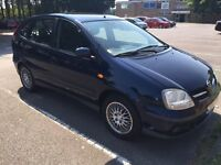 05 Nissan Almera Tino Automatic in lovely condition