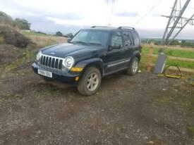 Jeep Cherokee 3.7L petrol