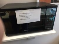 Brand new Samsung Microwave & Oven in one. Model:MS23J5133A. I have the receipt/proof of purchase.