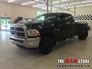 2010 Dodge Ram 3500 SLT CUMMINS DIESEL DUALLY 4X4 LOADED