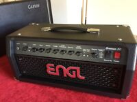 Engl Screamer 50 E335 head in excellent condition. New 16/08/2016