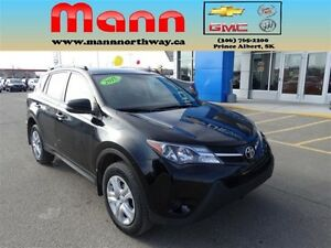 2015 Toyota RAV4 LE - Bluetooth, Heated seats, Cruise control, A