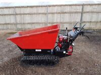 Honda TD 500HL Half tonne Skip loading powered Barrow. 2016 Like new!