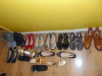 joblot,carboot,shoes,lot items,size 8 or 41,present,gifts