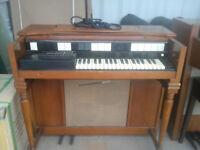 Hammond S-6 Chord Organ, Very Rare piece of musical History