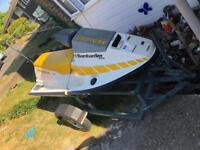 Seadoo bombardier 580cc 2 stroke