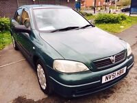 Vauxhall ASTRA AUTOMATIC 1.6 PETROL DRIVE NICE 1 OWNER LOW MILEAGE