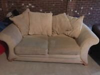 Comfy sofa / sofa bed. Bought from dfs 5 years ago. Still comfortable. Used as sofa mainly.