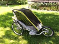 Chariot Cougar Double Jogging Stroller