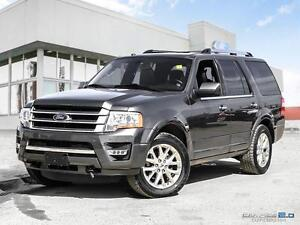 2017 Ford Expedition $368 b/w   Limited   4x4   Leather   Moonro