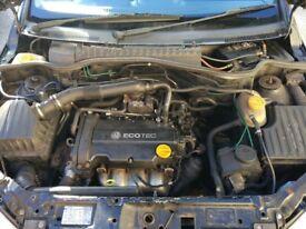 Vauxhall Corsa 1.2 i 16v SXi; 10 MONTHS MOT