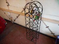 Metal Wine rack
