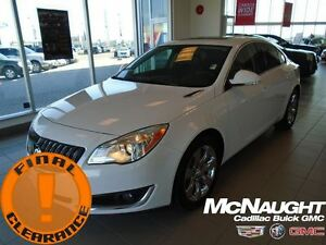 2014 Buick Regal | Turbo | Leather | Heated Seats | NAV | Sunroo