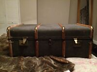 Fantastic old trunk for sale