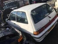 Daihatsu charade Gtti turbo spares or repairs
